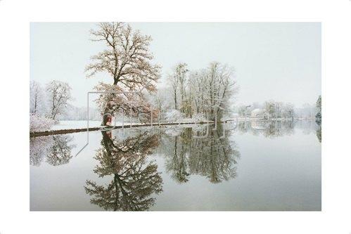 """Sigrid Neubert: Aus dem Buch """"Ein Garten der Natur"""", eine Hommage an den Gartenarchitekten Friedrich von Sckell. Fotografiert im Nymphenburger Schlosspark in München."""