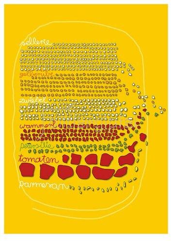 Ursula Lanzinger: SpaghettiBolognese