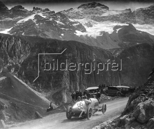 Schweiz - Klausen-Auto-Rennen, 1925