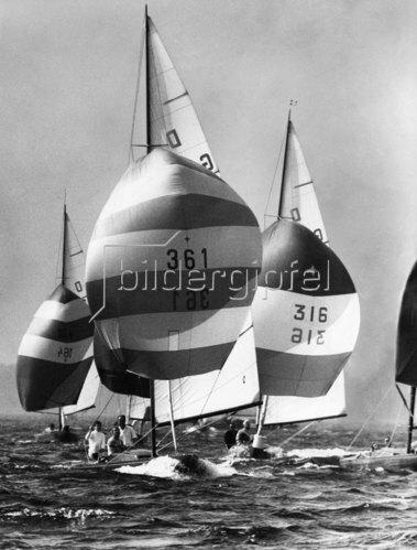 Segeln: Bootsklasse Drachen
