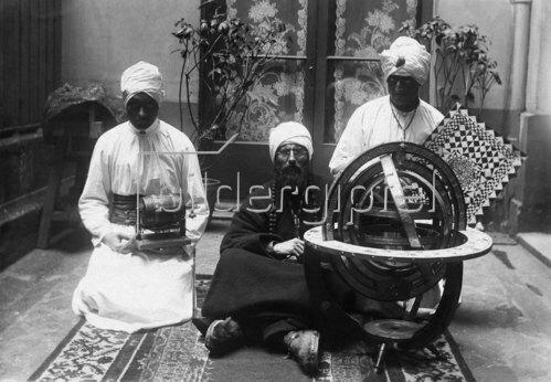 Indische Fakire, 1900