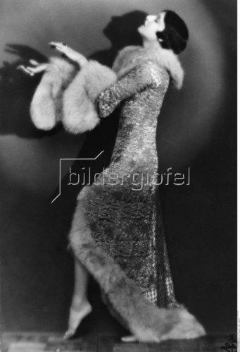 La Jana, Schauspielerin, Tänzerin, Österreich, 1928