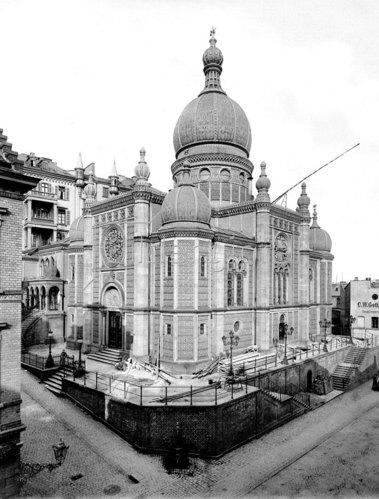 Synagoge am Michelsberg