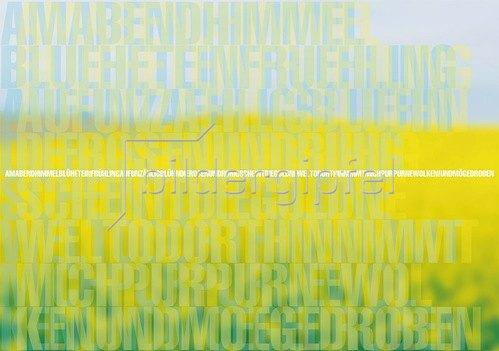 Wolfgang Heinzel: Licht und Luft, Diptychon