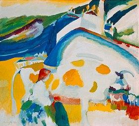 Wassily Kandinsky: Die Kuh