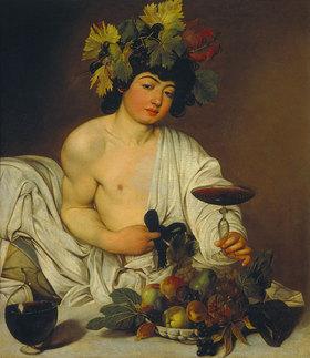 Caravaggio: Junger Bacchus