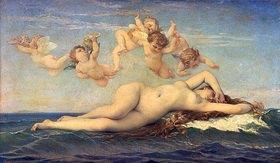 Alexandre Cabanel: Die Geburt der Venus