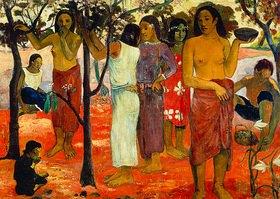 Paul Gauguin: NAVE NAVE MAHANA