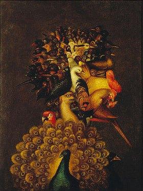 Giuseppe Arcimboldo: Allegorie der Luft