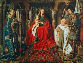 Jan van Eyck: Die Madonna des Kanonikus Georg van der Paele