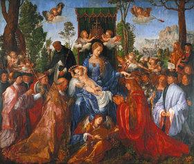 Albrecht Dürer: Das Rosenkranzfest