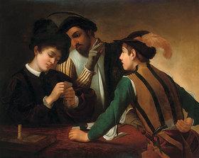 Michelangelo Merisi da Caravaggio: Die Falschspieler