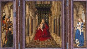 Jan van Eyck: Flügelaltärchen