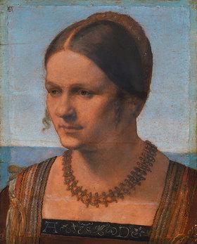 Albrecht Dürer: Bildnis einer jungen Venezianerin