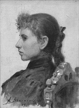 Alexej von Jawlensky: Anjuta