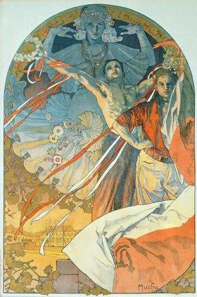 Alfons Mucha: 8. Sokol-Festival