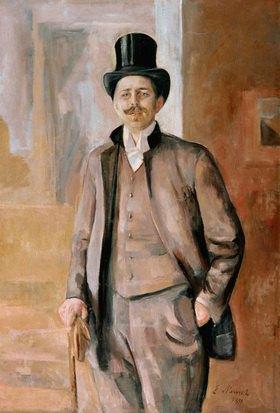 Edvard Munch: Bildnis des Malers Dörnberger