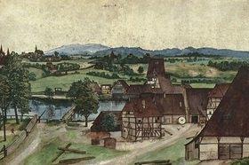 Albrecht Dürer: Drahtziehermühle