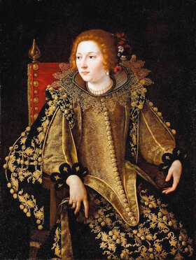 Artemisia Gentileschi: Portrait einer Dame