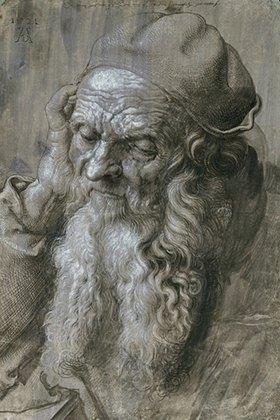 Albrecht Dürer: Der dreiundneunzigjährige Alte