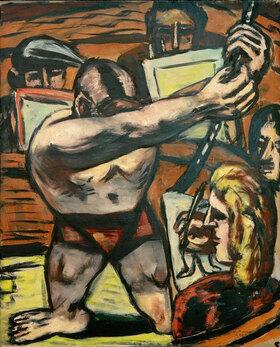 Max Beckmann: Akademie II