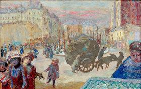 Pierre Bonnard: Morgen in Paris