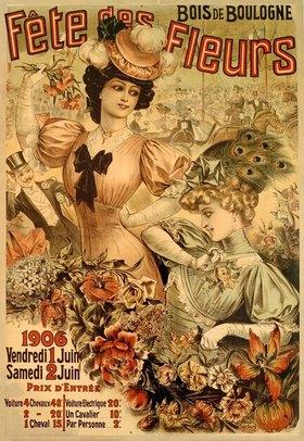 Fête des Fleurs, Bois de Boulogne