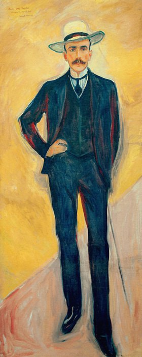 Edvard Munch: Harry Graf Kessler