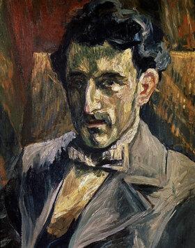 Henri Manguin: Portrait von Maurice Ravel