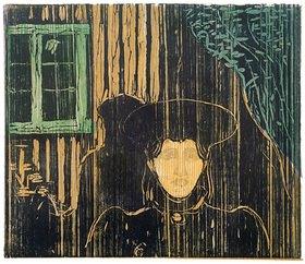 Edvard Munch: Mondschein