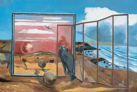 Paul Nash: Landscape from a Dream