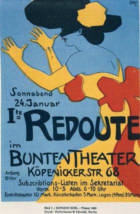 1te Redoute im Bunten Theater