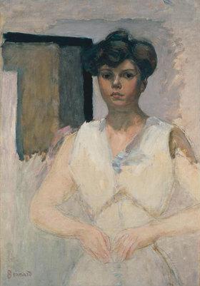 Pierre Bonnard: Femme s´habillant