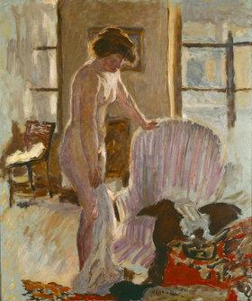 Pierre Bonnard: Nu dans un interieur