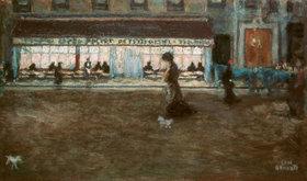 Pierre Bonnard: Avenue de Clichy