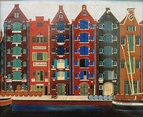 Carl Grossberg: Amsterdam, Brouwersgracht