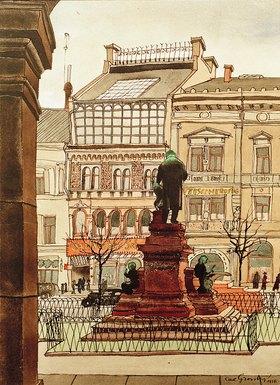 Carl Grossberg: Hannover, Marschnerdenkmal