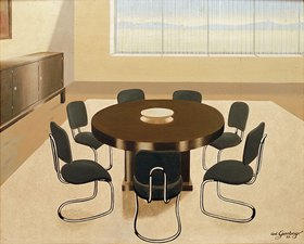 Carl Grossberg: Interieur