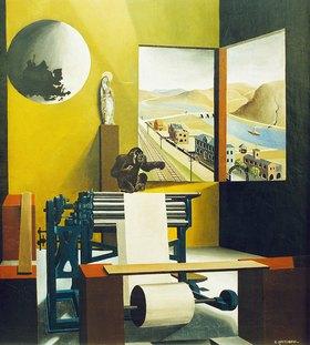 Carl Grossberg: Maschinensaal