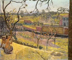 Pierre Bonnard: Frühlingsanfang. Kleine Faune