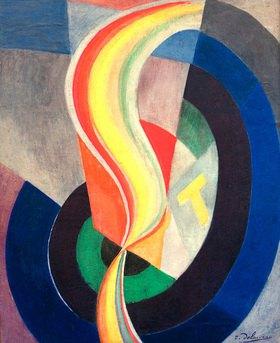 Robert Delaunay: Schraubenlinie