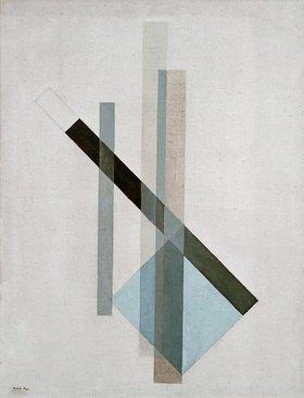 László Moholy-Nagy: Konstruktion (Glas-Architektur)
