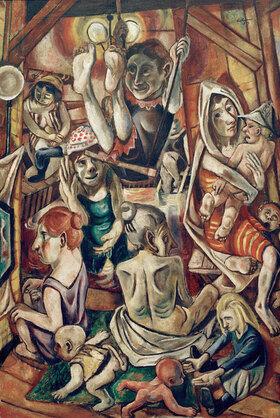 Max Beckmann: Frauenbad