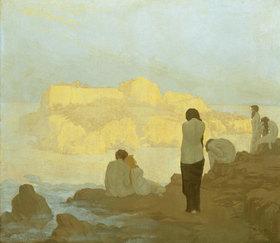 Georg Kolbe: Die Goldene Insel