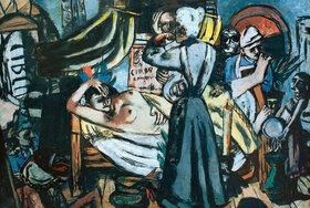 Max Beckmann: Geburt