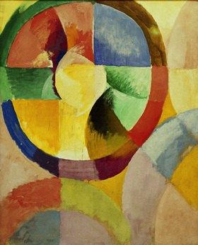 Robert Delaunay: Runde Formen