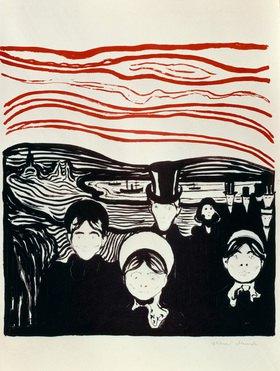 Edvard Munch: Angstgefühl