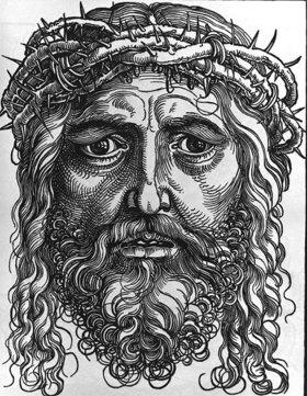 Albrecht Dürer: Das Schweißtuch der Veronika