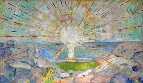 Edvard Munch: Die Sonne