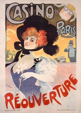 CASINO DE PARIS / RÉOUVERTURE